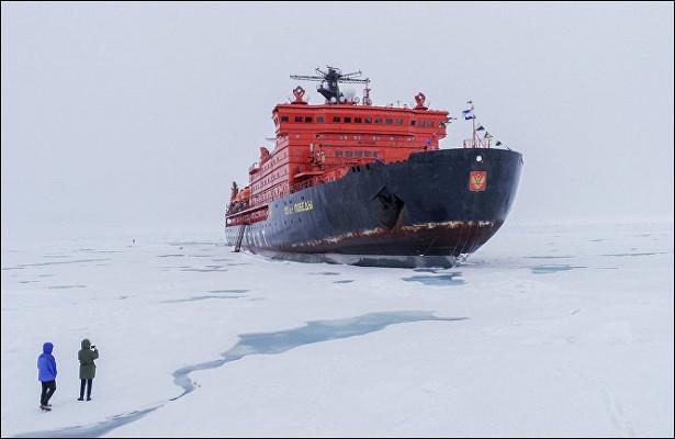 России предсказали укрепление влияния вАрктике после глобального потепления