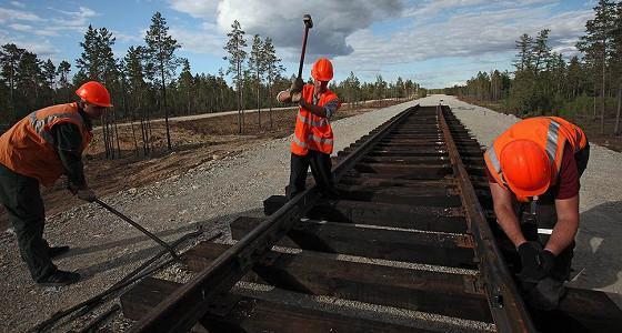 Железную дорогу в обход Украины запустят на год раньше