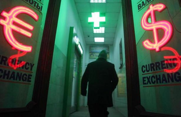 Рубль побил месячные максимумы