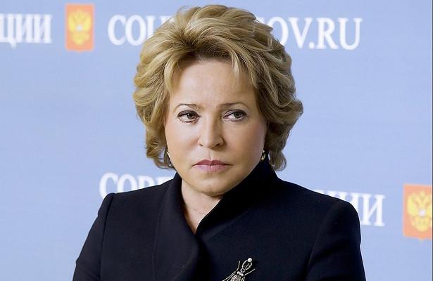 Матвиенко раскритиковала «Норникель» засоциальную безответственность