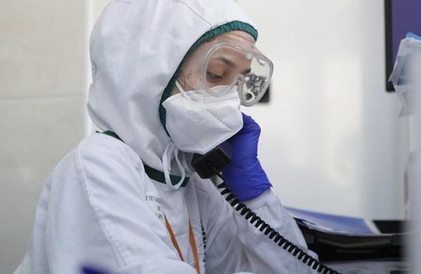 ВМоскве скончались 74пациента скоронавирусом