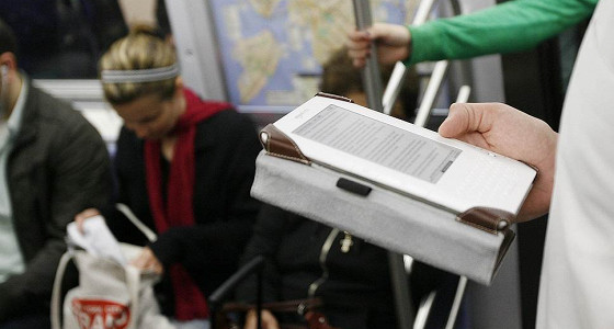 Американский рынок электронных книг рекордно снизился
