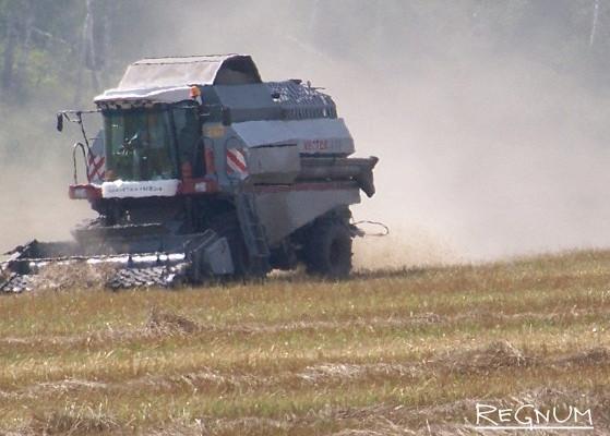 Алтайские аграрии собрали более 3,7миллиона тонн зерна