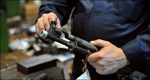 Россия заняла второе место в мире по продажам оружия