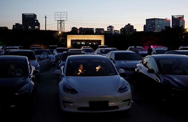 Господство Tesla вКитае оказалось подугрозой