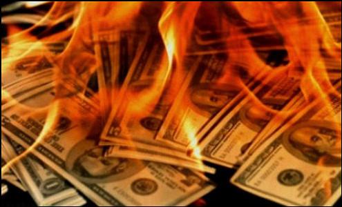 Как доллар теряет статус бесспорной мировой резервной валюты
