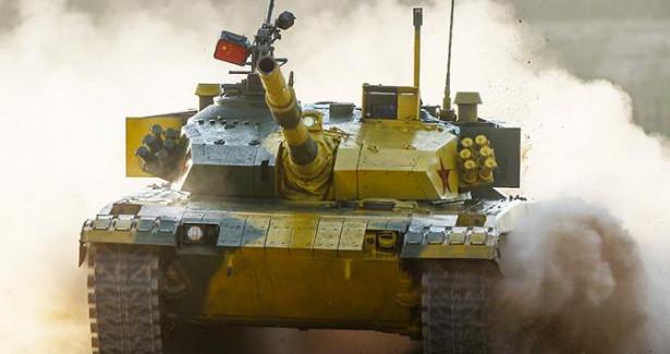 «Война моторов» между Китаем иИндией: Танк Type 99Азаставил отступить Т-72иТ-90