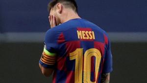Тренер «Барселоны» признал игру Месси нелучшей