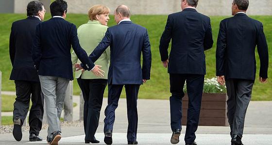 Германия сомневается в возвращении России в «восьмерку»