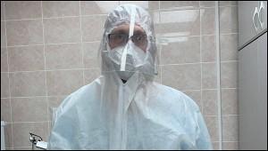 «Грузил черные пакеты накаталки»: врач— оработе сCOVID-19вКрыму