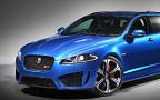 Jaguar представит универсал XF