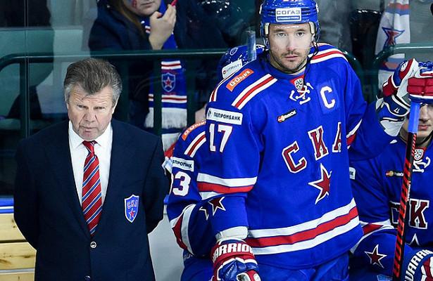 Воробьёв: тренером-памятником быть намного легче, язаэмоции