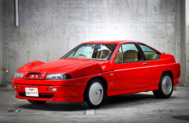 Забытые японские спорткары, которые васудивят