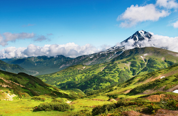 ВСети выбрали десять самых красивых мест России