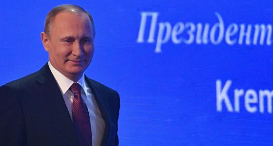 Путин отметил положительную динамику естественного прироста населения