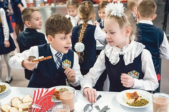 Зленко призвала отдавать приоритет органическим продуктам впитании школьников