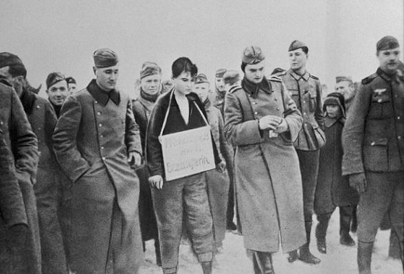 Какой приказ Сталина выполняла Космодемьянская