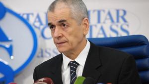 Онищенко высказался обискусственной природе COVID-19
