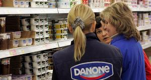 Danone инвестировала в российские проекты в 2015 году 6 млрд рублей