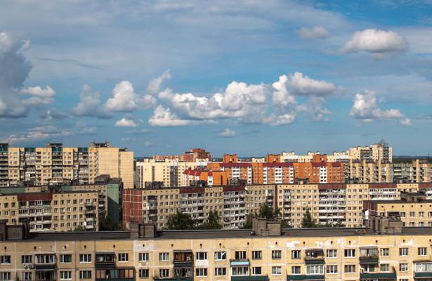 ВРоссии рухнули цены навторичное жилье