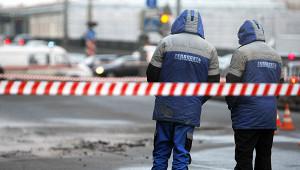 Канализационный люкчуть неубил москвичку