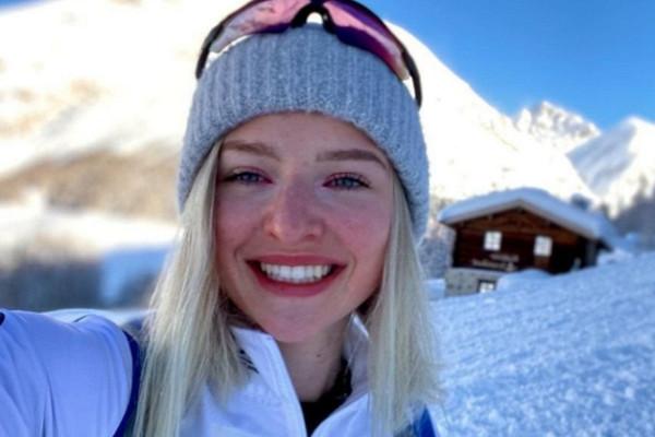 Чешская лыжница извинилась завысказывание орусских