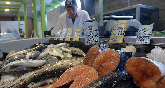 Потребление рыбы в РФ за год снизится на треть