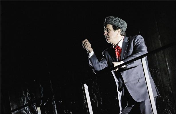 «Александринка» покажет вМоскве «Чука иГека»