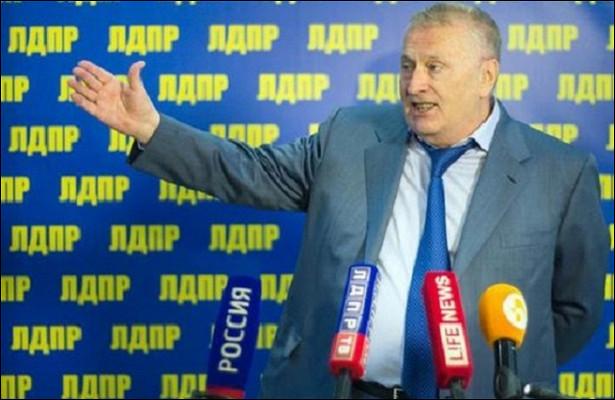 Жириновский нашёл, где«приютить» памятник Алёнке