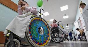 Бюджетное финансирование программ для инвалидов будет сохранено в полном объеме
