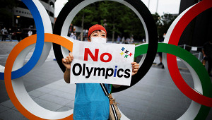 РФобвинили впопытке сорвать Олимпиаду вТокио