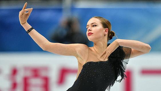 Фигуристка Анна Погорилая выиграла этап Гран-при вСаппоро