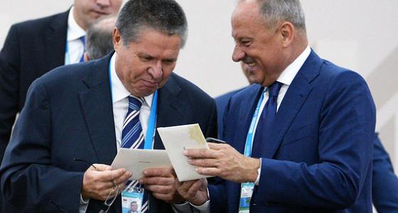 Улюкаев оценил объем господдержки ВЭБа в 150-200 млрд рублей в 2016 году