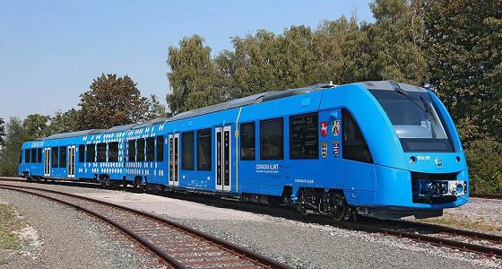 Немецкие поезда поедут на водороде