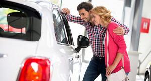 В Европе выросли продажи новых автомобилей