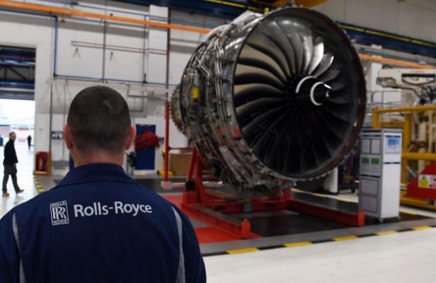 Российский холдинг договорился опокупке завода Rolls-Royce