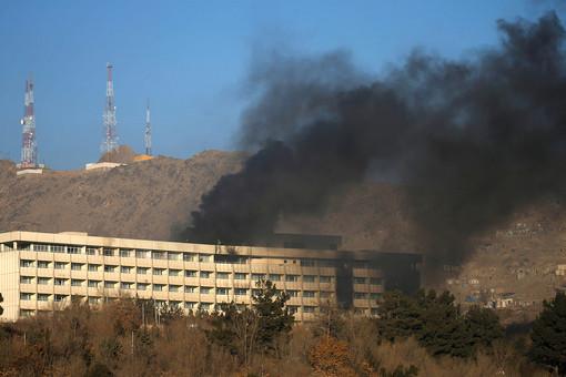 Гражданин Казахстана погиб принападении боевиков наотель вКабуле
