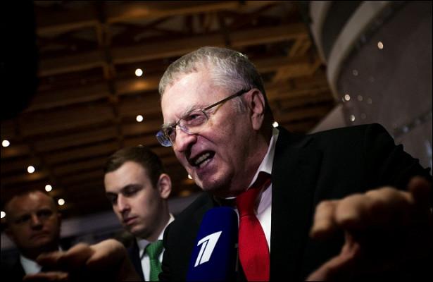 Жириновский сравнил Трампа сЛениным