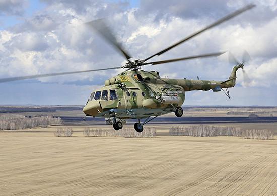 ВСанкт-Петербурге авиационные спасатели ЗВОэвакуировали экипаж условно потерпевшего бедствие вертолёта