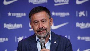 Президент «Барселоны» подал вотставку