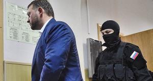 Никита Белых начал голодовку в СИЗО