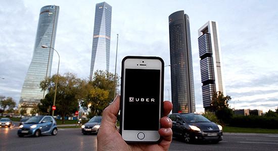 Клиенты Goldman Sachs инвестировали в сервис такси Uber $1,6 миллиарда