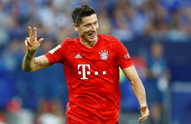 «Бавария» повторила достижение 53-летней давности