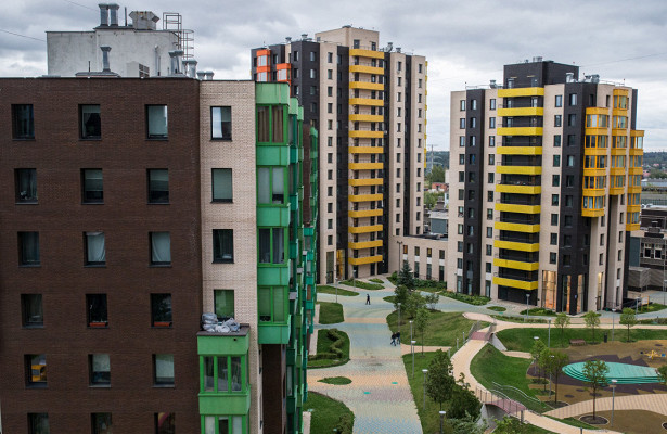 Вторичное жилье вНовой Москве продают за125млнрублей