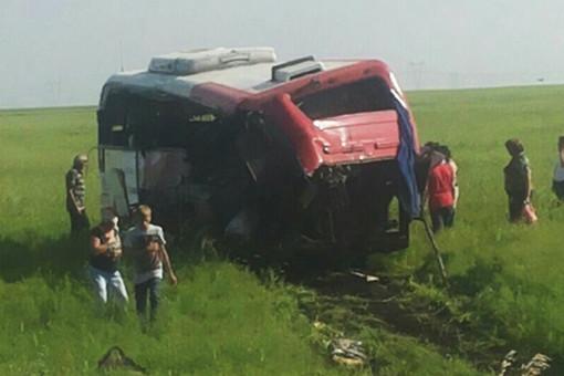 Автобус неуспел уйти вкювет