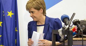 Шотландия не готова к выходу из ЕС