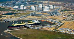 США начали экспортировать газ на Ближний Восток