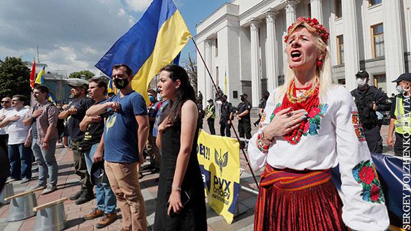 Российское влияние наУкраине придется восстанавливать снуля