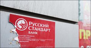 Fitch понизило рейтинг устойчивости «Русского стандарта»