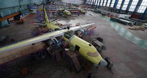 «Антонов» защитил права на Ан-140